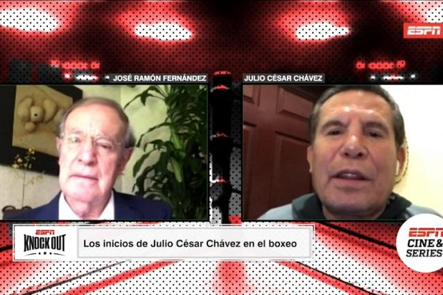 ¿Qué promesa le hizo Julio Cesar Chávez a su mamá al ir a busca la gloria en el box?