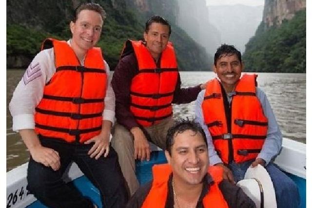 Peña Nieto dijo estar orgulloso de Julión y hoy lo borra de Instagram
