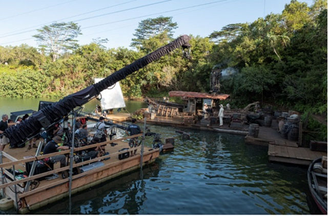 8 datos sobre la película Jungle Cruise