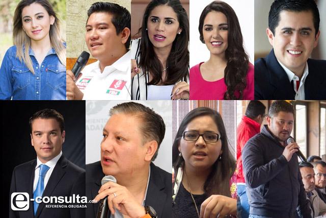 Heredan juniors el poder y los cargos políticos en Puebla