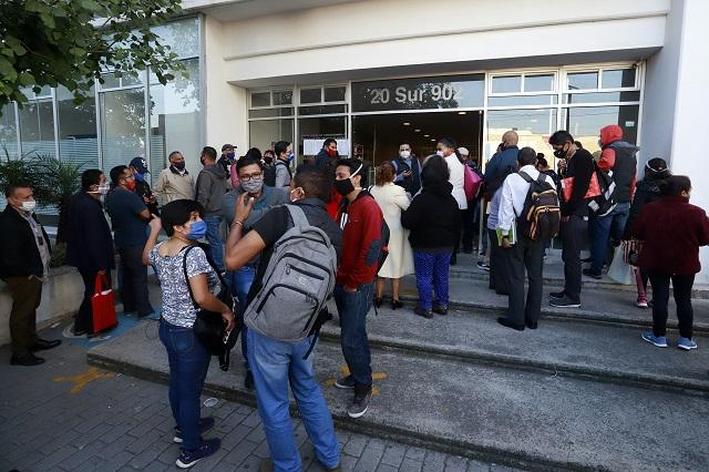 Piden la destitución de Daza Buendía en la JLCA de Puebla