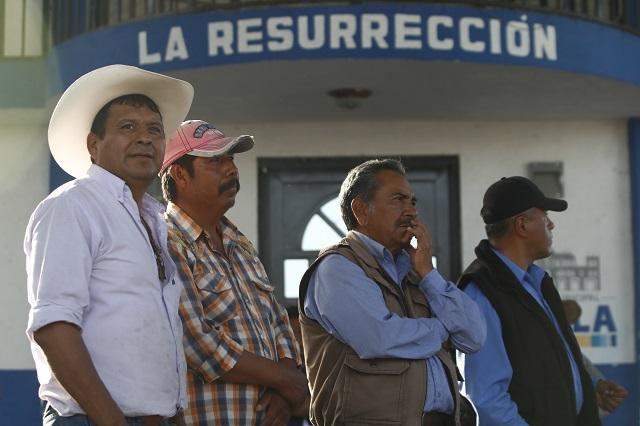 Gobierno capitalino dice que no intervendrá en  juntas auxiliares