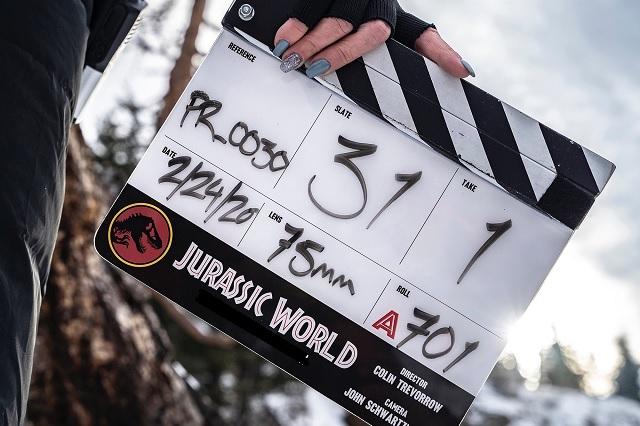 Comienza rodaje de 'Jurassic World 3' y revelan título de la cinta