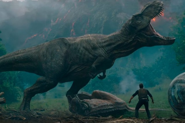 Estrenan el impactante tráiler de Jurassic World: El Reino Caído