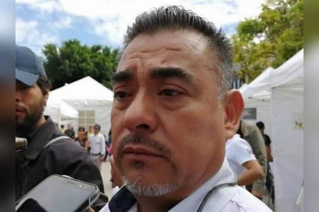 En medio de acusaciones Hugo Altamirano abandona su cargo