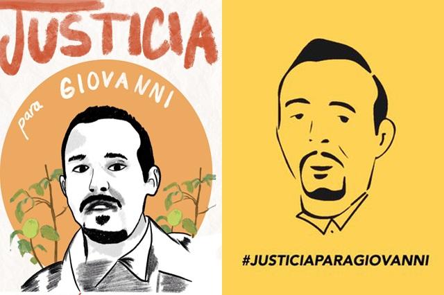 #JusticiaParaGiovanni, la marcha contra el asesinato por policías de Jalisco
