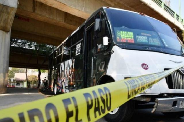 Justiciero mata a 2 ladrones que asaltaban un camión en Tlalnepantla