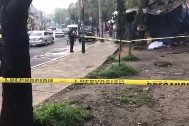 Justiciero mata a balazos a dos ladrones en Naucalpan