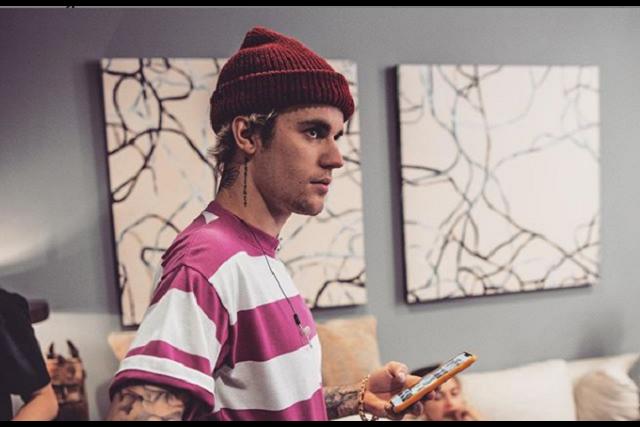 Foto / Instagram Justinbieber