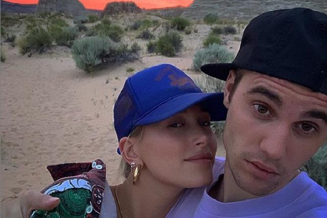 Justin Bieber y Hailey Baldwin se unen al Bottle Cap Challenge