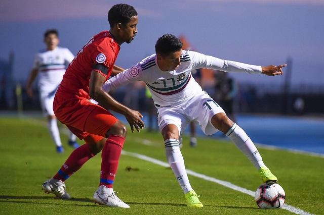 Tri Sub 20 no pudo con Panamá pero va a final del Premundial
