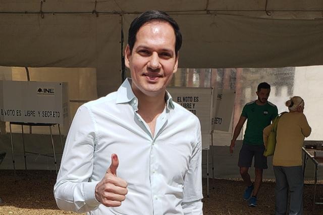 No judicializar elección, sí respetar resultados: dirigente del Verde
