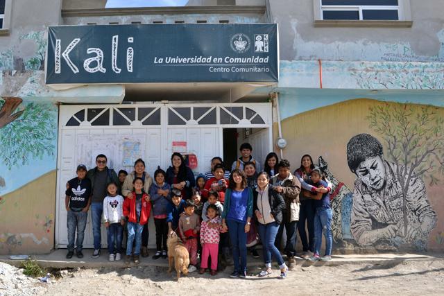 Beneficios a más de mil 400 personas dan los Centros comunitarios Kali