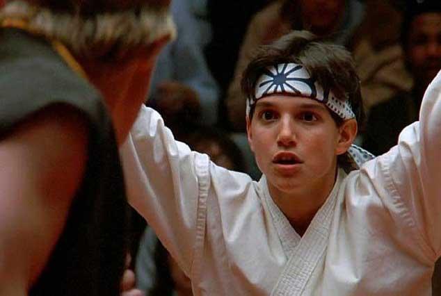 Así lucen protagonistas de Karate Kid a 33 años de su estreno