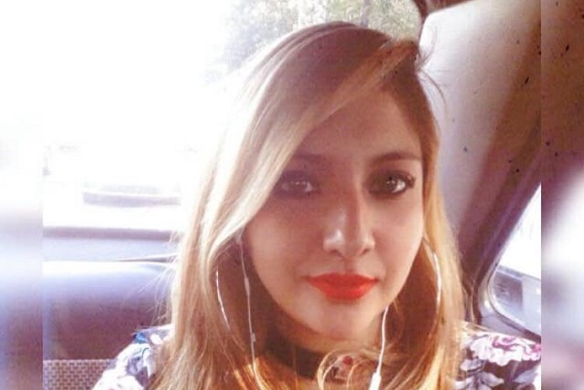 Buscan a Karen Espíndola: la chica iba en taxi y este es su último mensaje