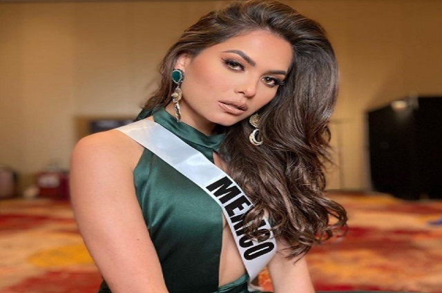 Ella es Andrea Meza, representará a México en Miss Universe 2021
