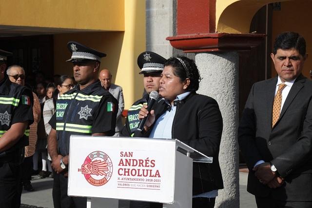 Inician infracciones digitales en San Andrés Cholula