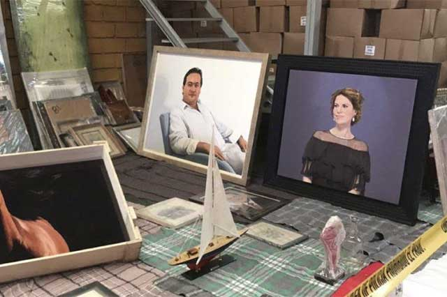 Diarios de Karime Macías facilitarán la captura de Javier Duarte