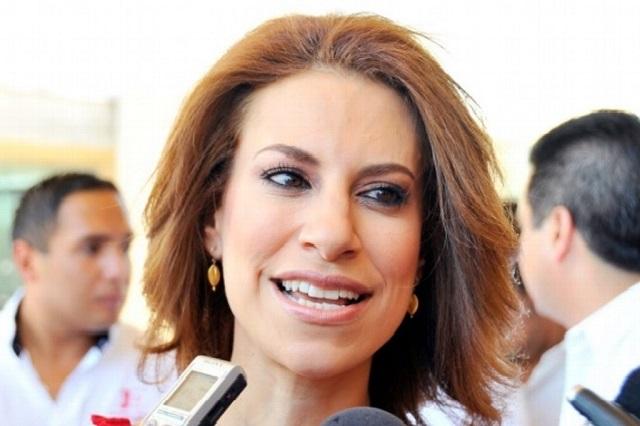 Niegan amparo a Karime Macías para evitar detención