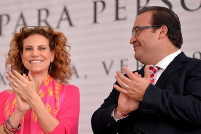 Yunes precisa que Karime Macías es prófuga, no perseguida política