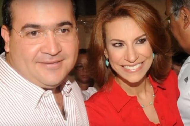 Esposa de Javier Duarte paga 150 mil libras de fianza en Londres