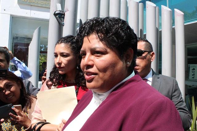 Disputas en Morena, por buscar la democracia interna: Popoca