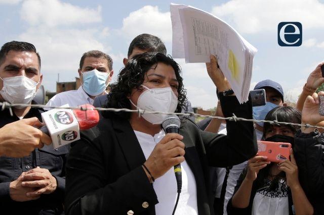 Popoca termina en pleito con pobladores de Cacalotepec