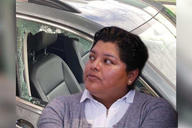 Acusan a Karina Popoca por negligencia ante la inseguridad
