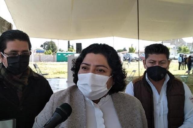 Karina Popoca deja en manos del gobierno estatal investigación a Paisano