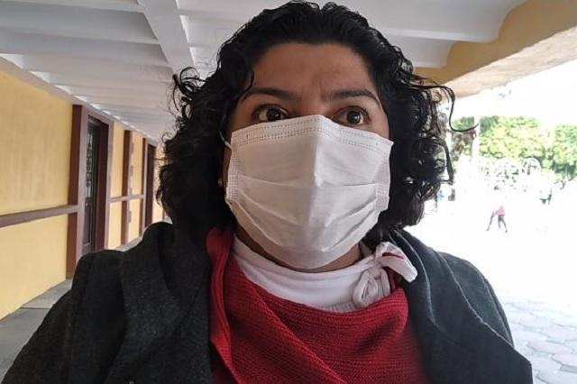 Karina Pérez Popoca va contra regidora por supuesta difamación