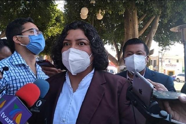 Karina Pérez Popoca rechaza buscar diputación por Morena