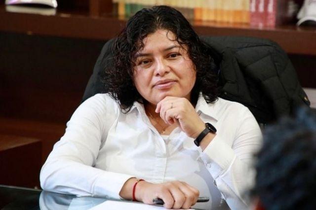 Mucho trabajo es lo que dejaré a Edmundo Tlatehui: Karina Pérez