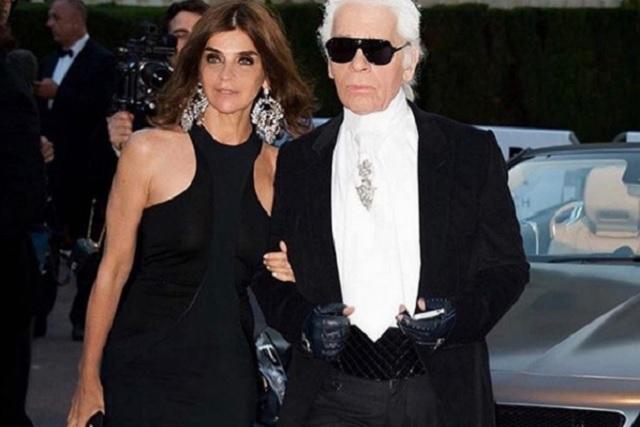 El mundo de la moda llora la muerte de Karl Largerfeld