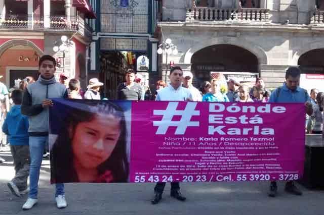 Recibe Alto Comisionado de la ONU expediente sobre Karla Romero