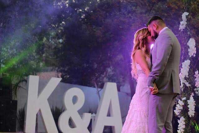 Ex lavandera Karla Panini se casó con ex esposo de Karla Luna