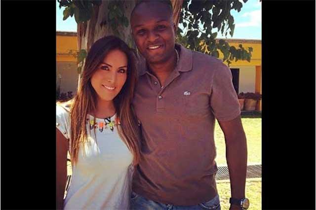 Acusan que Karla Pineda sí sabía que Aquivaldo Mosquera era casado