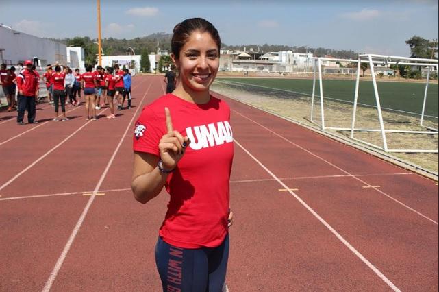 Karla Rodríguez representa a UMAD en Universiada Nacional