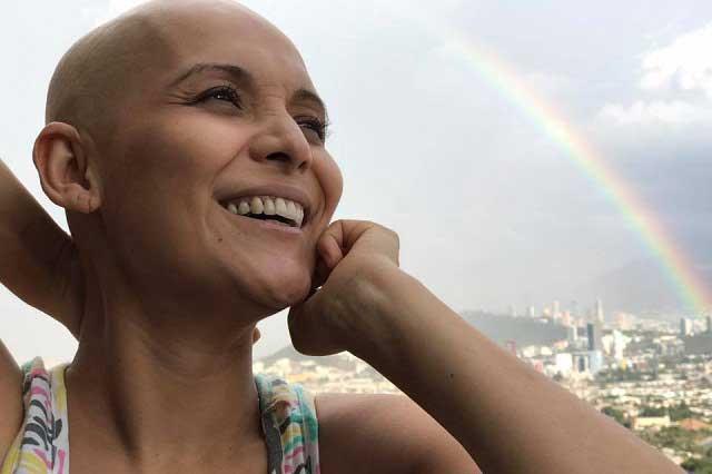 El gran mensaje de fe que compartió Karla Luna días antes de morir