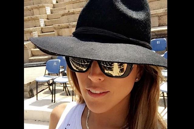 Amenaza Karla Pineda con difundir foto de Aquivaldo Mosquera desnudo