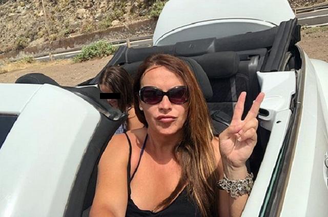 Karla Sofía Gascón compara a Paty Navidad con primate