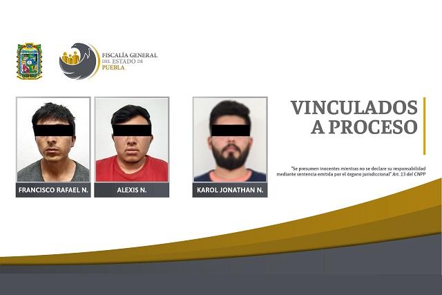 Caen tres secuestradores en Felipe Ángeles en manos de FGE