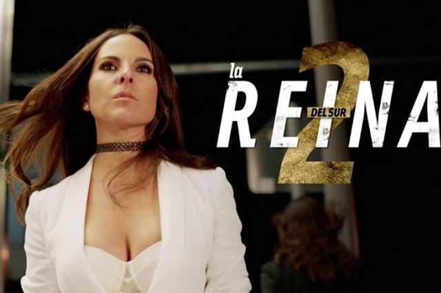 Kate del Castillo da detalles de la segunda temporada de La Reina del Sur