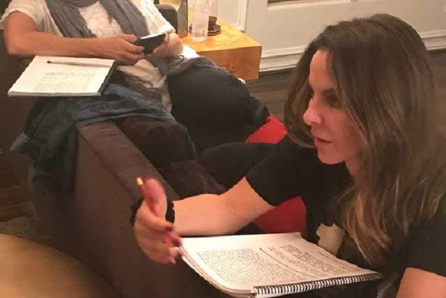 Kate del Castillo prepara espectáculo donde contará parte de su vida