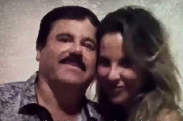 Kate del Castillo muestra adelanto sobre su encuentro con El Chapo