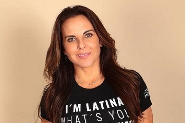 Kate del Castillo celebra cumpleaños del ex de Belinda con mariachi
