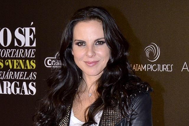 Kate del Castillo habló sobre la casa blanca de Angélica Rivera