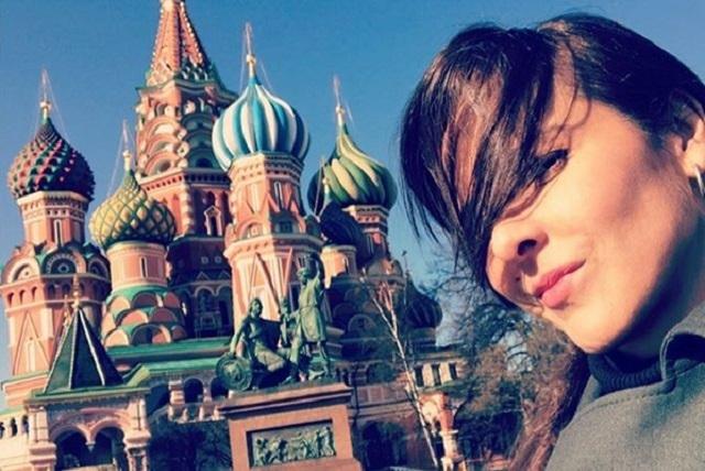 Kate del Castillo se someterá a revisión médica por un quiste en el ojo