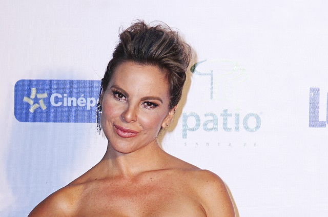 Kate del Castillo habla sobre posible regreso de Angélica Rivera a la tv
