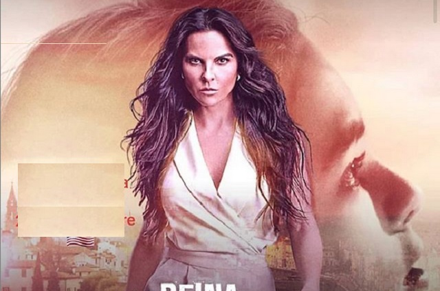 Kate del Castillo confirma tercera temporada de La Reina del Sur