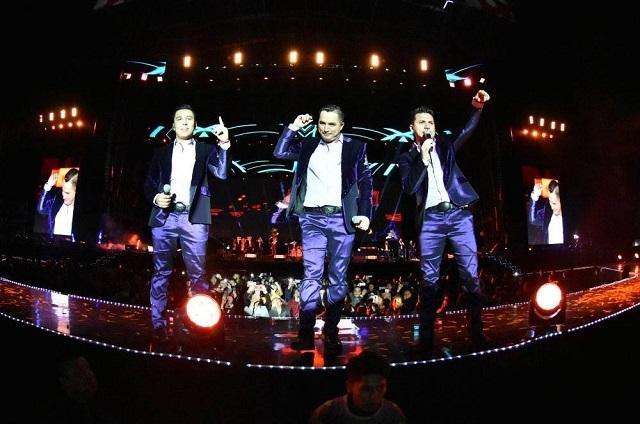 Asisten 50 mil personas a Fiesta de la Radio de la Ke Buena